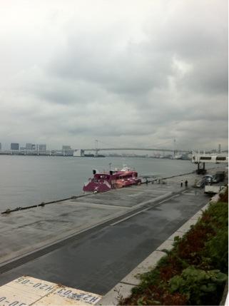 今日は東京